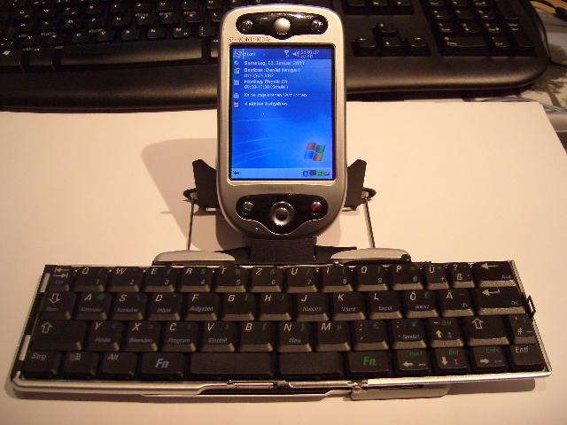 Mit PDA