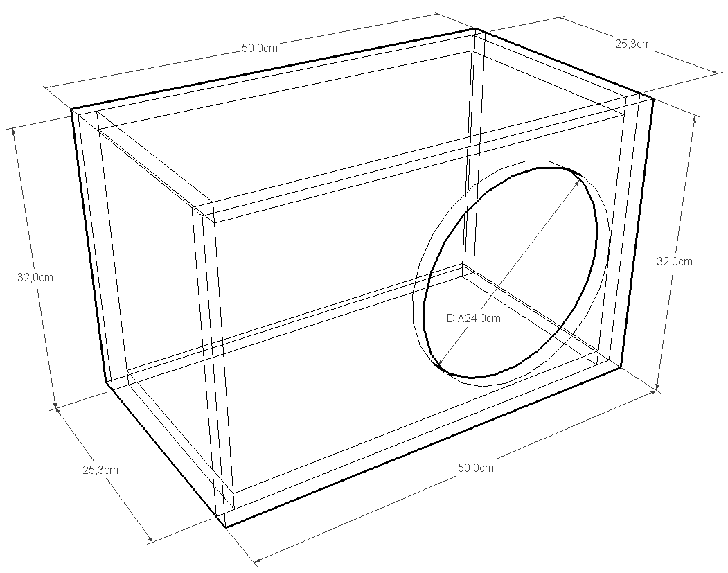 neuer sub ins auto blog d. Black Bedroom Furniture Sets. Home Design Ideas