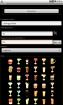 Getränke hinzufügen Bildschirm mit 75 Icons Android Alcomat Promille Rechner Alkomat
