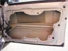 Seat Leon 1M Offene Tuer Tür mit Bitumenmatte und Wachs