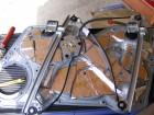Seat Leon 1M Türdämmung: mit Alubutyl gedämmte Aggregateträger