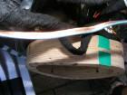Seat Leon 1M Tiefmitteltönerhalter zweiter MPX-Ring Stück für Stück Material abfeilen