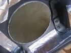 Seat Leon 1M Türdämmung Türverkleidung Lautsprecheröffnung bearbeiten - Innerer Rand