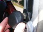 VW Polo 6N Gurtstraffer Sicherheitsgurt Gurt Befestigung