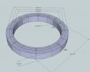 Seat Leon 1M MPX-Ring Nr 1 für Tiefmitteltöner TMT