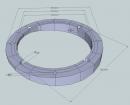 Seat Leon 1M MPX-Ring Nr 2 für Tiefmitteltöner TMT