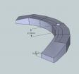 Seat Leon 1M MPX-Ring Nr 3 für Tiefmitteltöner TMT