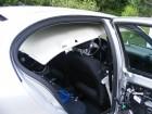 Seat Leon 1M Dach dämmen und Dachhimmel demontieren: Dachhimmel