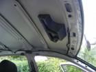 Seat Leon 1M Dach dämmen und Dachhimmel demontieren: Dachblech